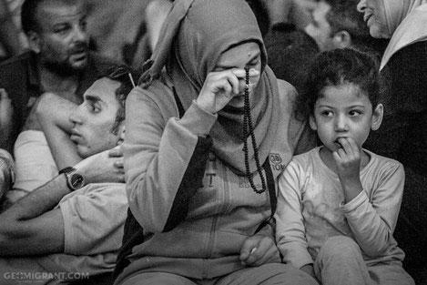 Грузию просят открыть границы для сирийских беженцев