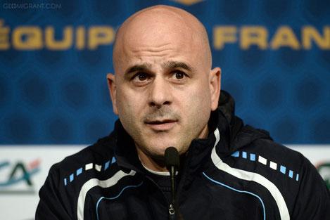 Темур Кецбая попал в пятерку лучших тренеров Европы