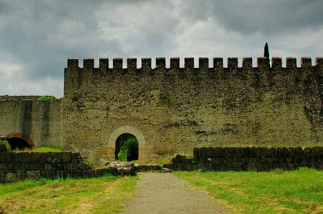 В Грузии начали восстанавливать древний мифический город «Айя»