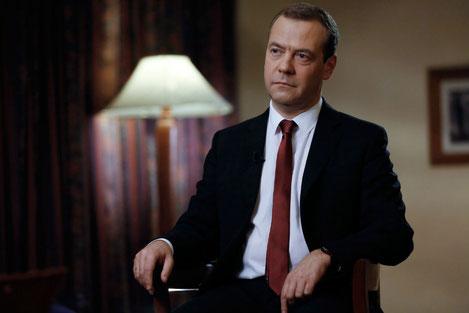 Дмитрий Медведев: вступление Грузии в НАТО может спровоцировать «страшный конфликт»