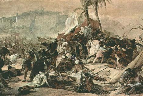 Как грузины освободили Иерусалим