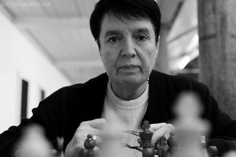 Грузинский гроссмейстер Нона Гаприндашвили в 74 летнем возрасте стала чемпионом мира