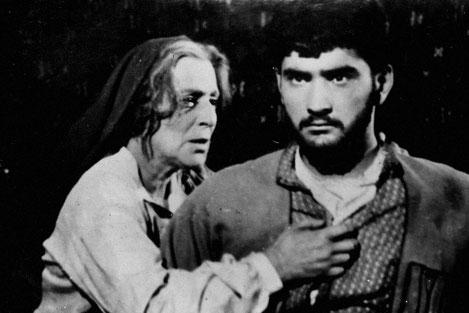 Легендарному грузинскому режиссеру Георгий Шенгелая исполнилось 80