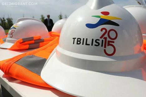 В Тбилиси стартует XIII Европейский молодежный олимпийский фестиваль