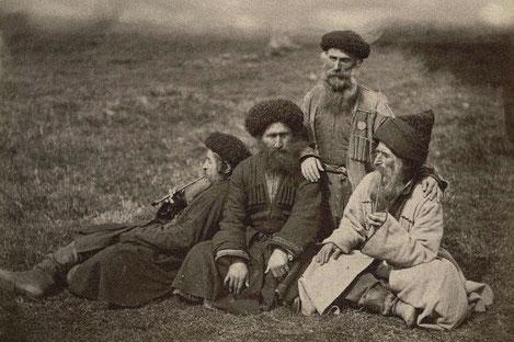 Пропавшие Колена Израиля - Грузинские евреи