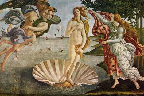 В Тбилиси будет выставлена легендарная картина Боттичелли «Венера»