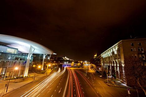 Названы самые опасные дороги в Тбилиси