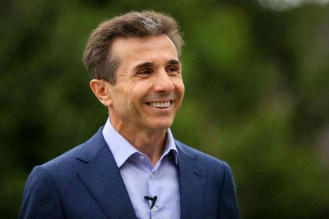 Бидзина Иванишвили отдал $1,5 млрд на благотворительность
