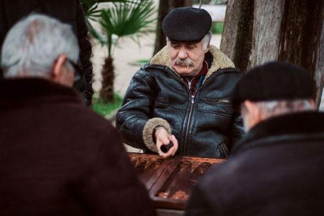 В Грузии повысили пенсии