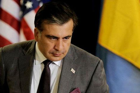 СМИ Грузии: Михаил Саакашвили начал госпереворот на Украине
