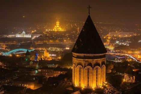 Forbes: «Тбилиси – самый захватывающий город 2018 года»
