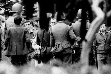 Жертв разгона митинга 9 апреля 1989 года вспоминают в Грузии