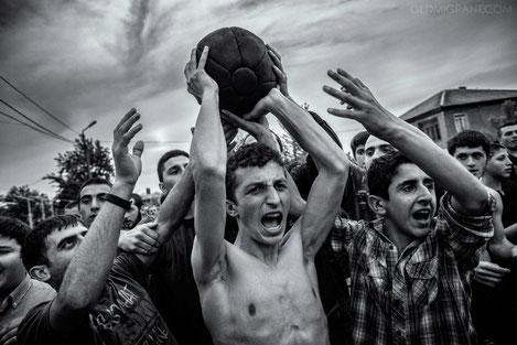 «Лело» - Пасхальная игра Грузин