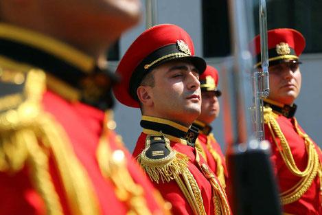 В Грузии утвержден «День Миротворца»