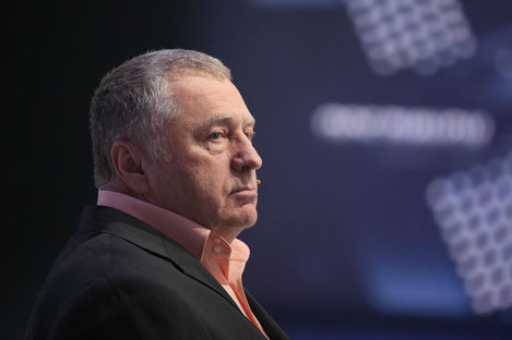 Жириновский: Руки прочь от Мишико!