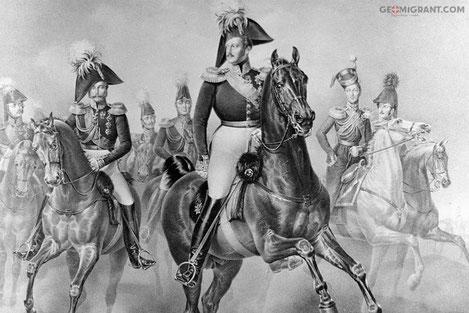 Великие в Грузии: Император Николай I