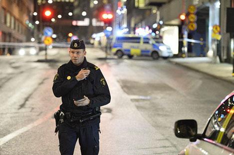 23 граждан Грузии арестованы в Швеции