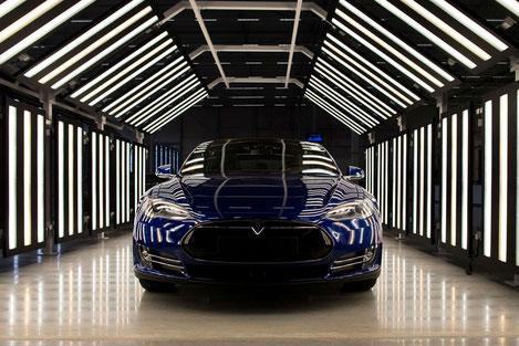 В Грузии открывается шоу-рум «Tesla»