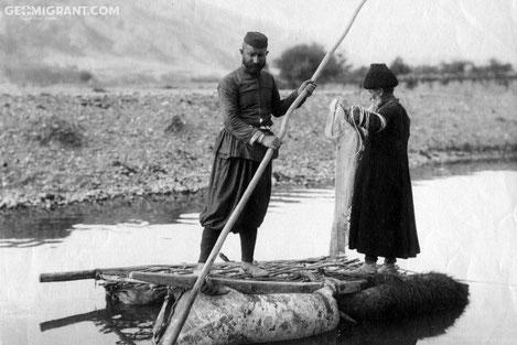 Раритетные фотографии повседневной жизны Грузии XIX века