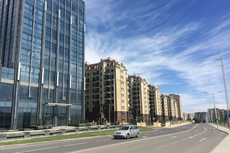 Зачем Китай строит новый город в Грузии?