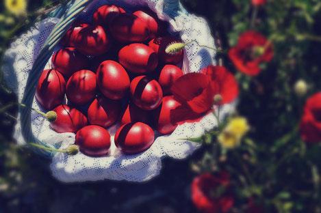 «Христос Воскрес!» - Пасхальные традиции в Грузии