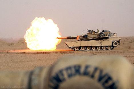 В Армии Грузии появятся танки ABRAMS