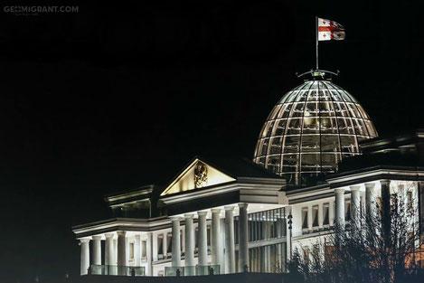 Грузия приметь делегацию России на ежегодной сессии парламентской ассамблеи ОБСЕ