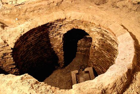 В Тбилиси обнаружили древний «холодильник»