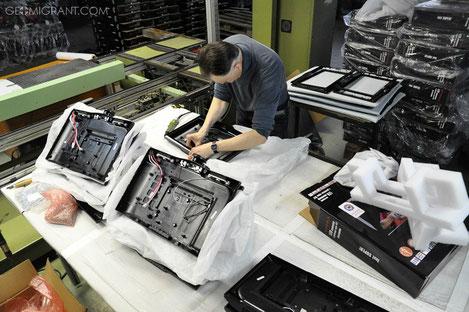 Грузия начинает производство телевизоров