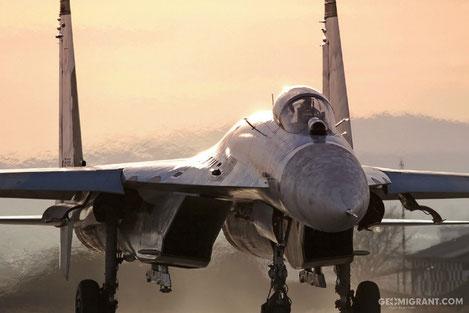 Тбилисский «Авиастроитель» начинает сборку собственного штурмовика «Су-31»