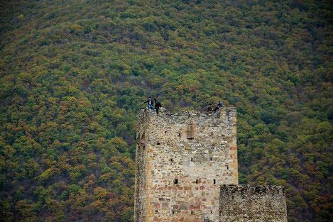 Доходы Грузии, поступившие от туризма, превысили 2 миллиарда долларов