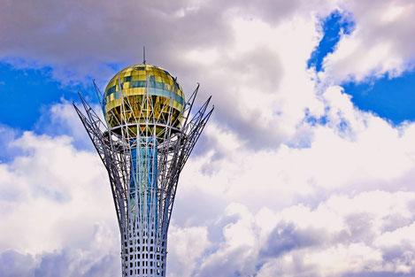 Казахстан отменил визовый режим для граждан Грузии