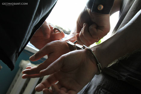 В Москве задержали Грузинского «Короля Барсеточников»