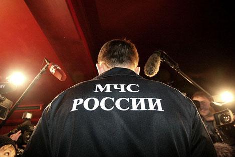 Сотрудник «МЧС России» спас жизнь человеку в Грузии