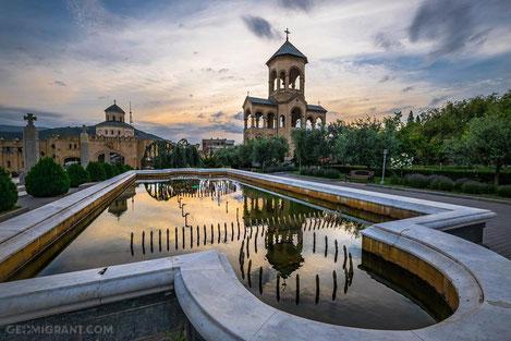 Грузинская православная церковь отмечает «Барбароба»