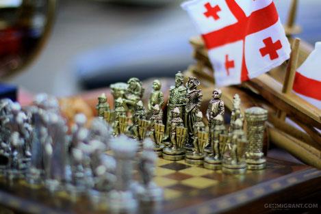 В Грузии стартовала Всемирная Шахматная Олимпиада