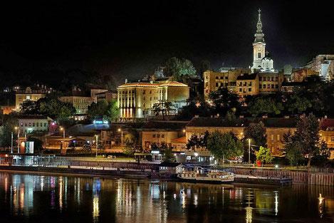 Сербия ввела безвизовый режим для граждан Грузии