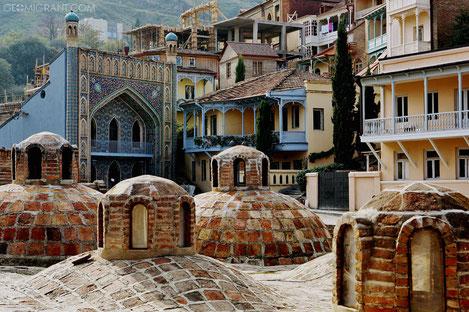 МВД: Все больше туристов посещают Грузию