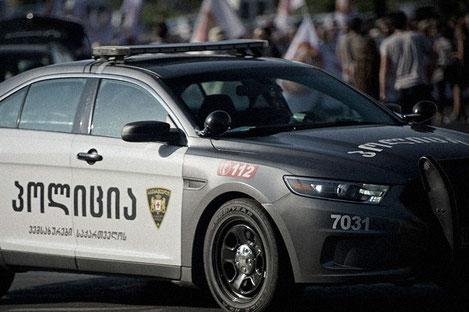 МВД Грузии опубликовало страшную статистику дорожно транспортных происшествии