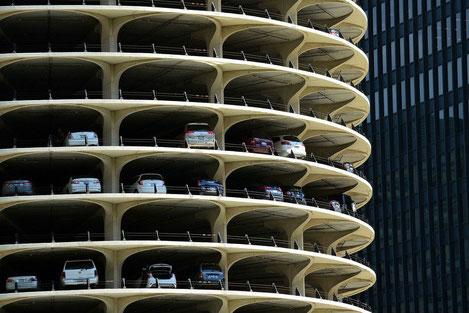 В Тбилиси построят 10 многоуровневых парковок
