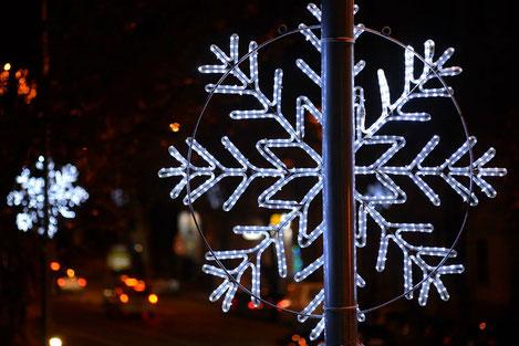 CNN: «Новогодние иллюминации превратили Тбилиси в неземной город»