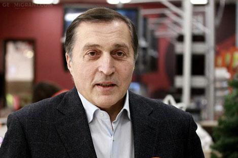 Паата Бурчуладзе учредил «Фонд развития Грузии»