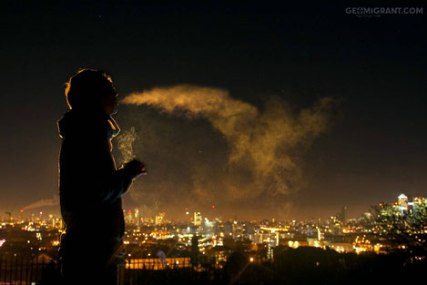 Грузия попала в тройку самых курящих стран в Европе