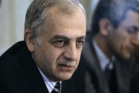 Раскрыта тайна смерти первого президента Грузии Звиада Гамсахурдиа