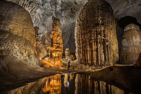 В Грузии открывается уникальная пещерная клиника