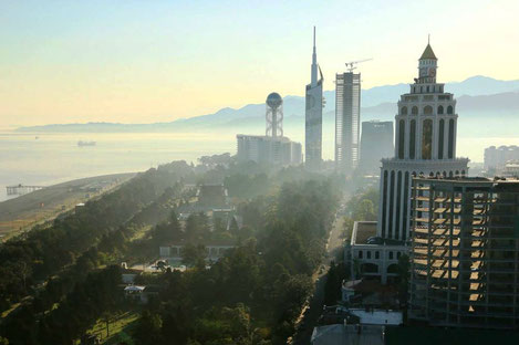 В Батуми будет построен грандиозный многофункциональный комплекс