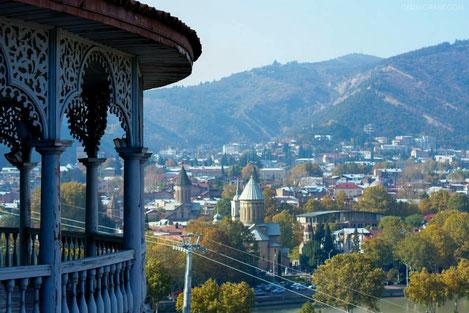 В Тбилиси появится Улица Ингушетии