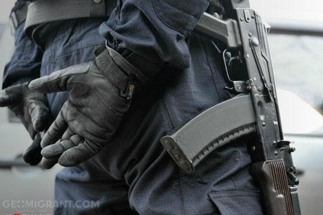 В Крыму задержали грузинского вора в законе «Махо»