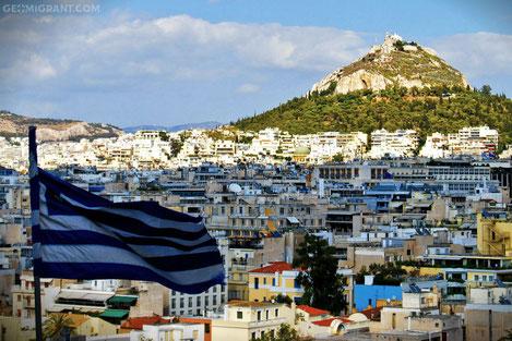 Греция упростила правовые процедуры для граждан Грузии