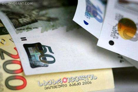 Грузинской национальной валюте «Лари» 20 лет